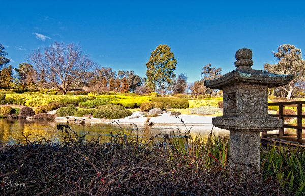 Japanese Peace Garden at Cowra