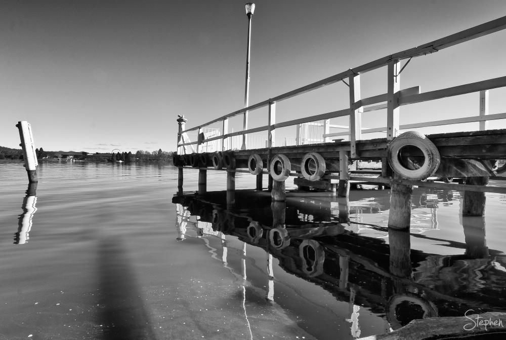 Acton Ferry Terminal