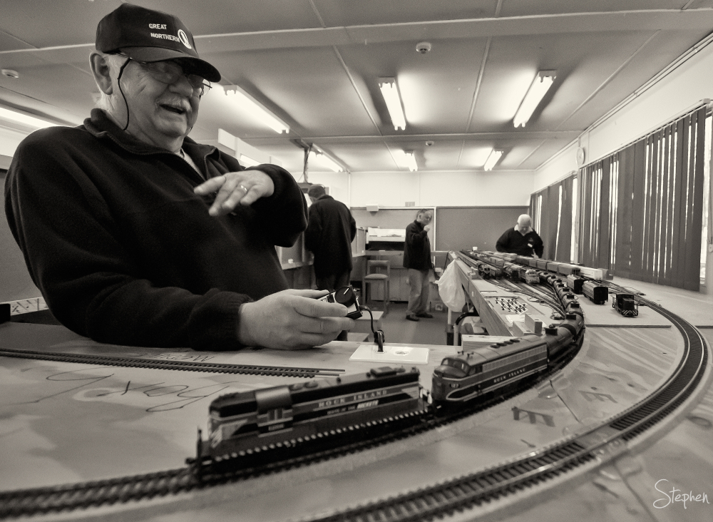 Malkara Model Railway and Scale Model Exhibition