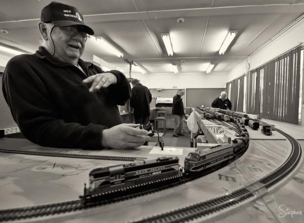 Malkara Model Railway and Scale Model Exhibition