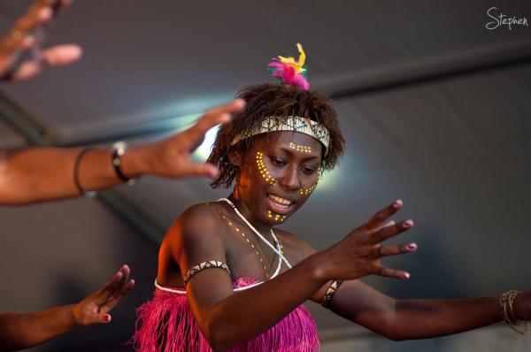 Bougainville Bamboo Band perform in Canberra