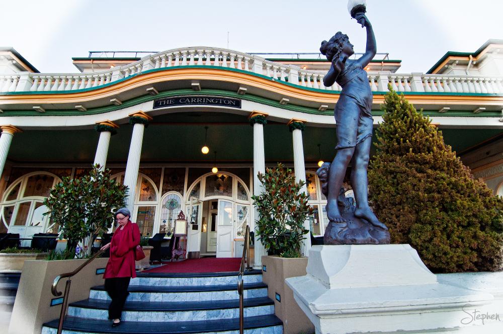 The Carrington hotel in Katoomba
