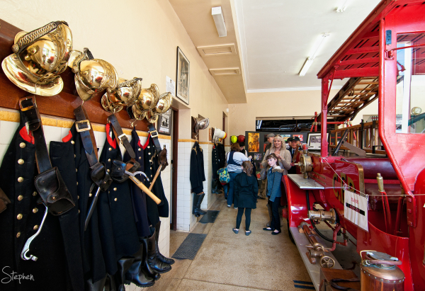 Canberra Fire Brigade Museum Open Day