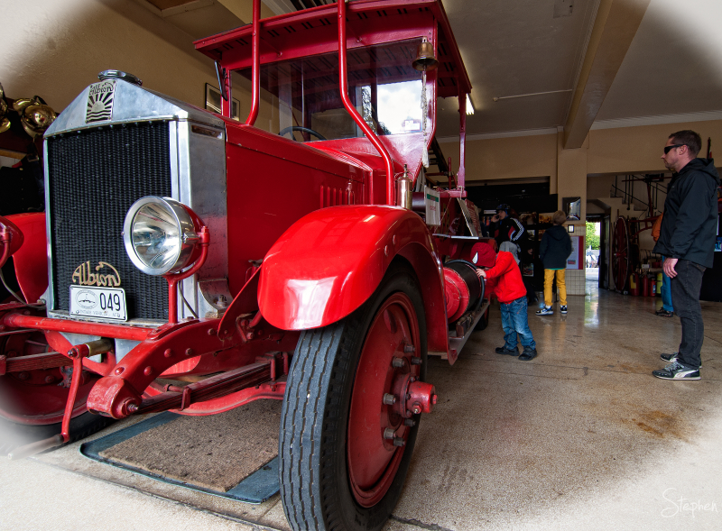 Canberra Fire Brigade Museum Open Day