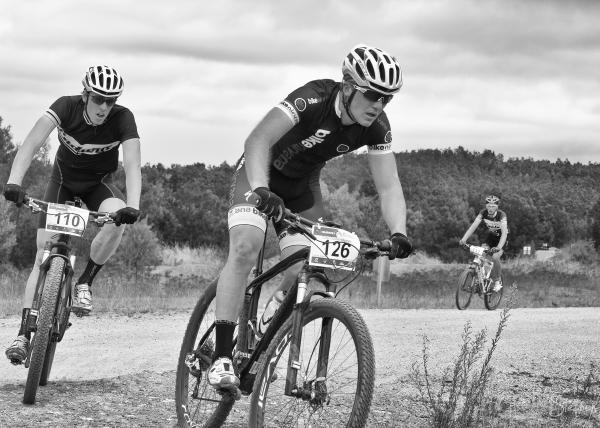 Mountain bike championships at Mount Stromlo