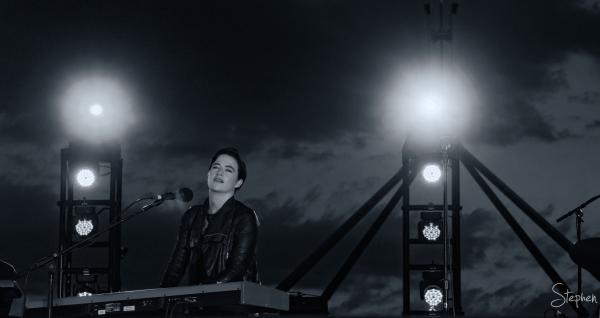 Megan Washington at Australia Celebrates Live