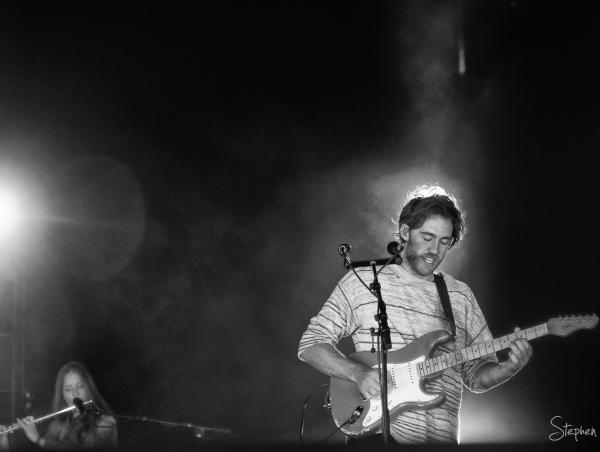 Matt Corby at Australia Celebrates Live