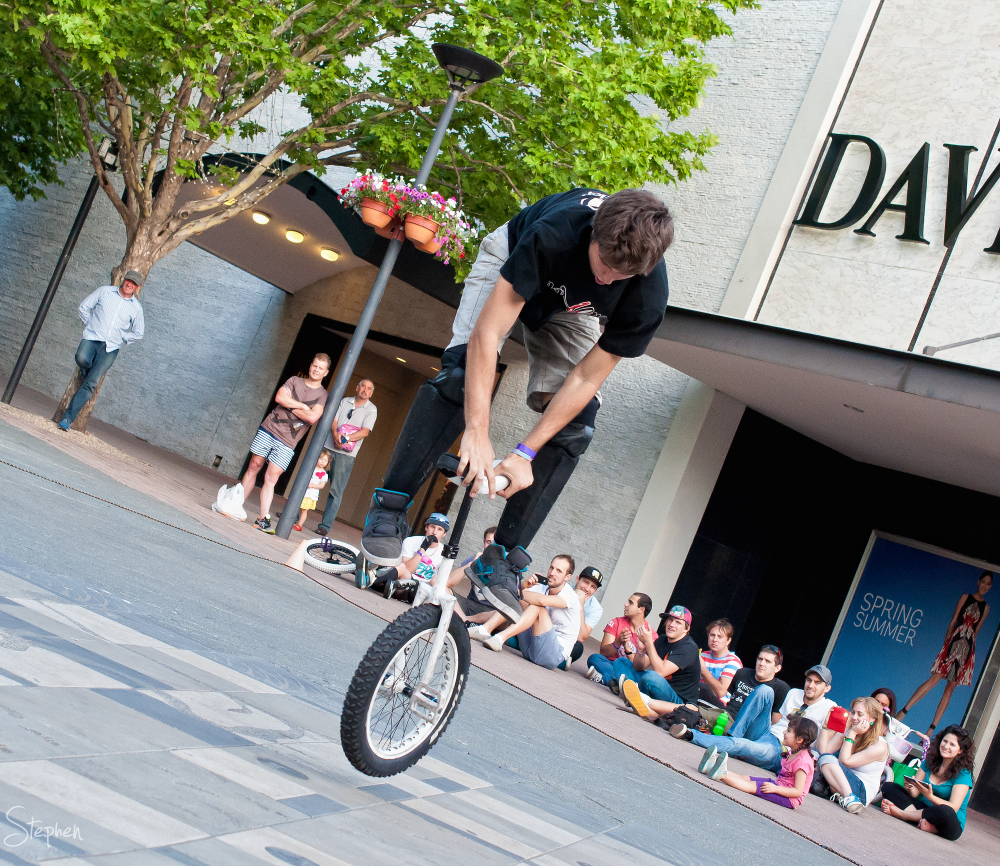 Asia Pacific Unicycling Championships in Canberra