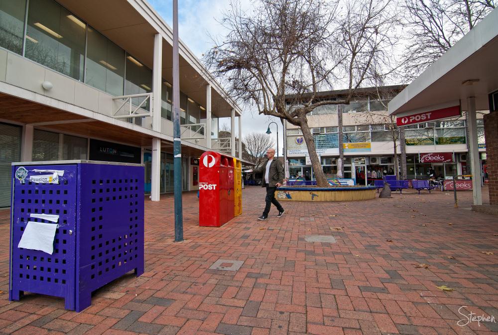 Dickson shopping centre