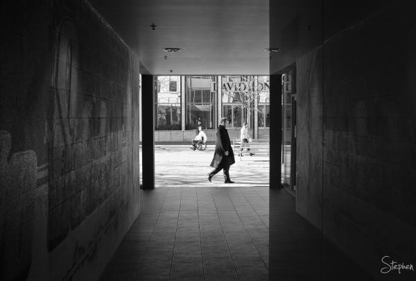 Alley in City Walk