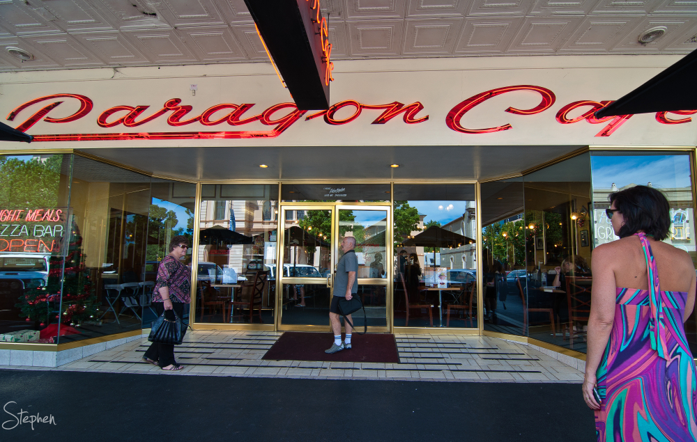 Paragon Cafe in the city of Goulburn
