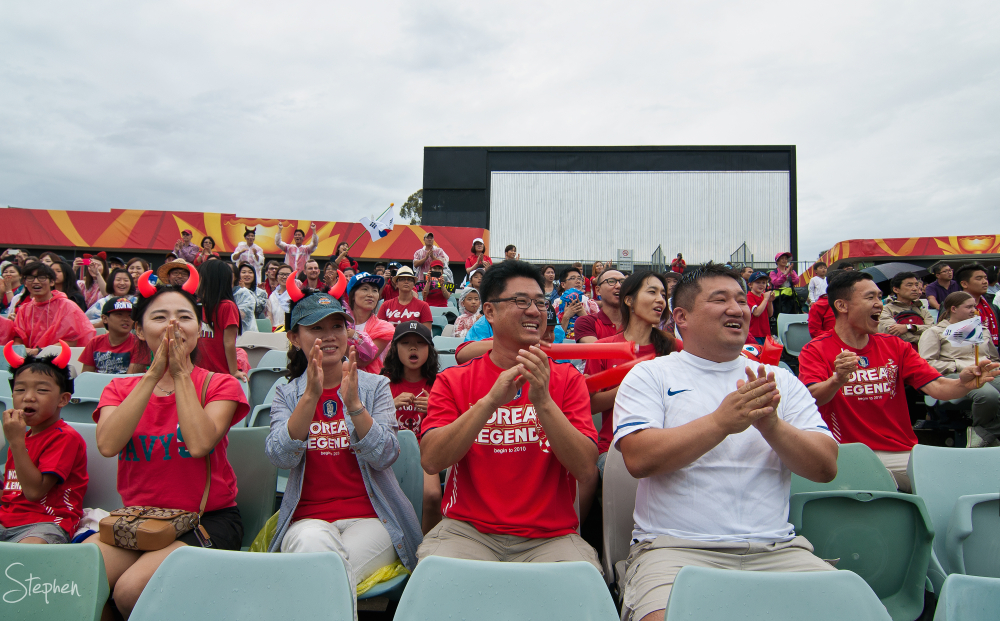 Asian Cup Australia 2015 - Canberra