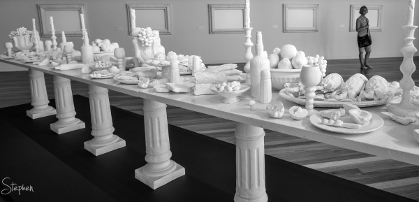 The Last Supper by Ken + Julia Yonetani