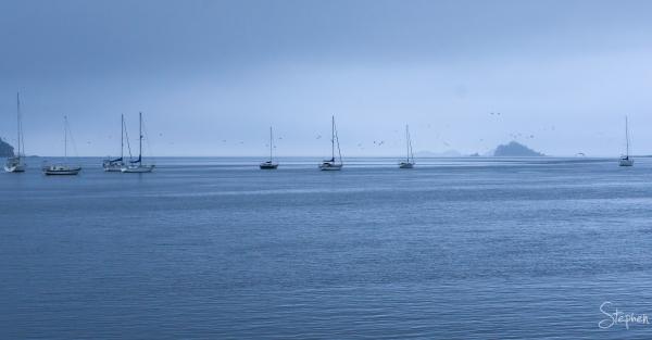 Tollgate Islands at Batemans Bay