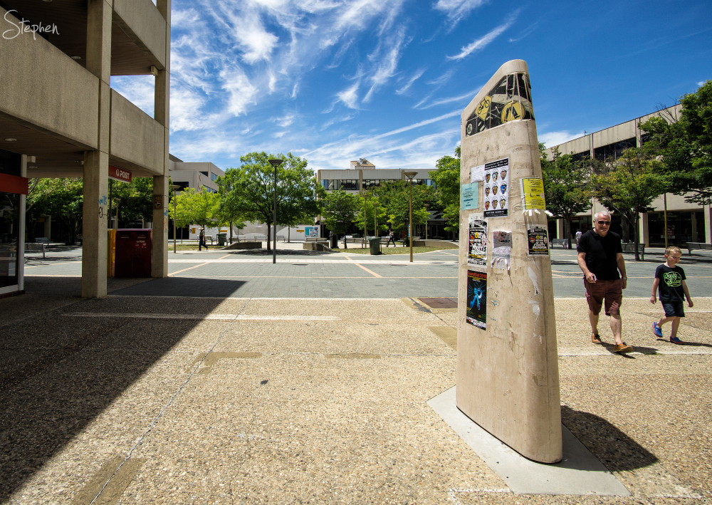 Town Square at Woden Town Centre