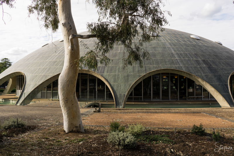 Shine Dome building in Canberra
