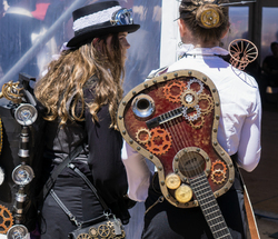 Steampunk fair   part 1