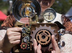 Steampunk fair   part 2