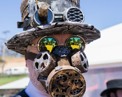 Steampunk fair   part 4