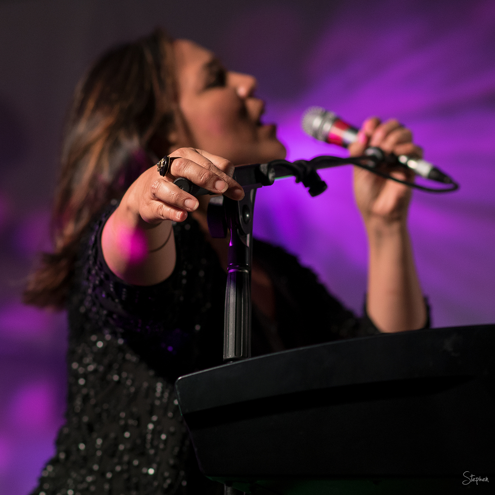 Kate Ceberano at National Multicultural Festival
