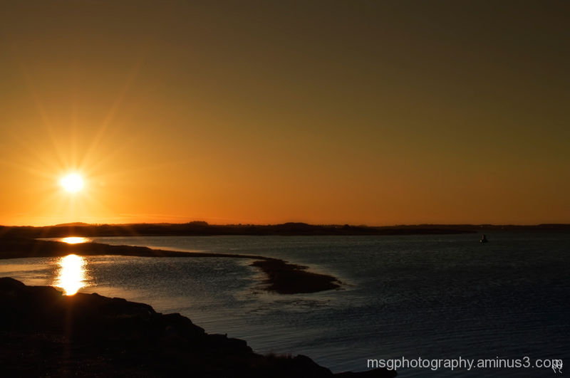 Malpeque sunrise