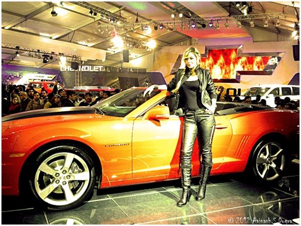 Auto Expo 2012, New delhi - III