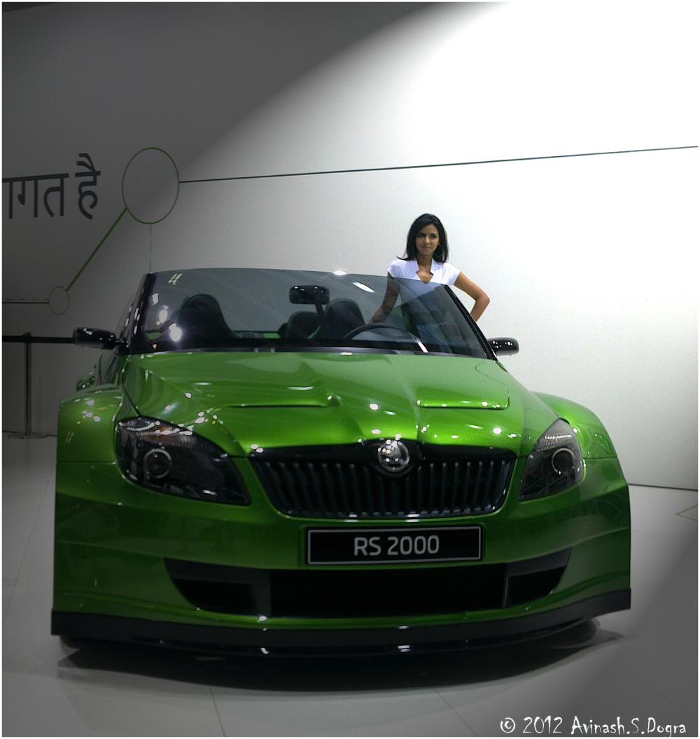 Auto Expo 2012, New delhi - V