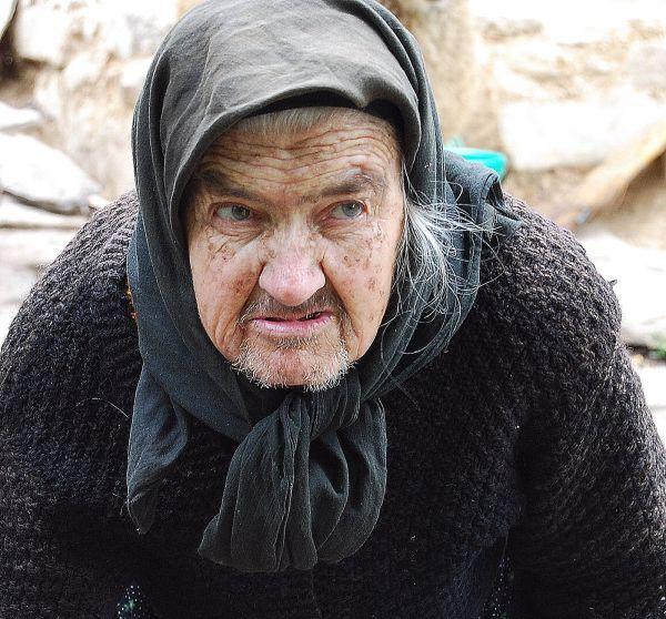 "Grandma ""Feareful"""
