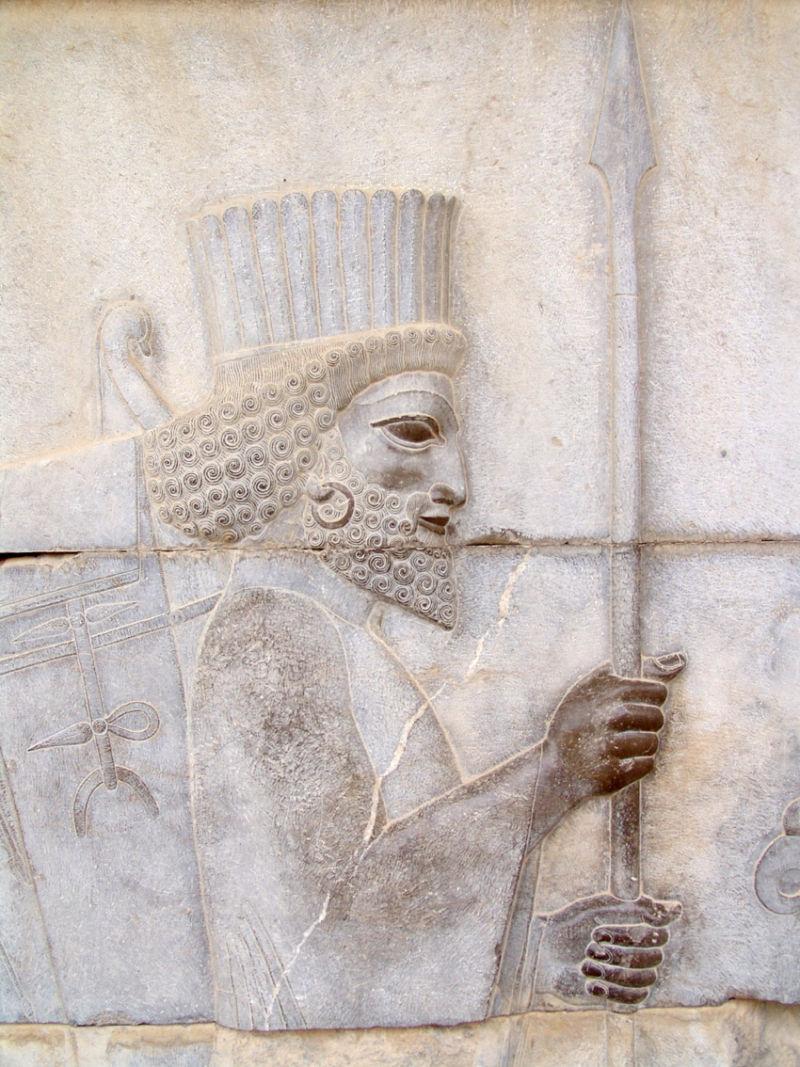 Hakhamaneshy soldier
