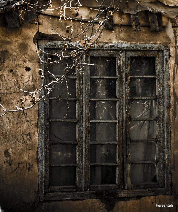 Open the window ...ll