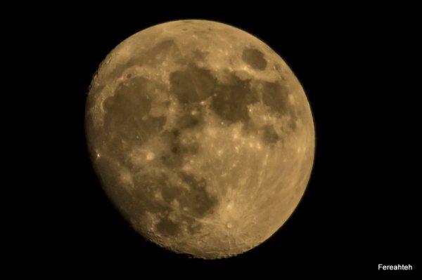 My Moon :)