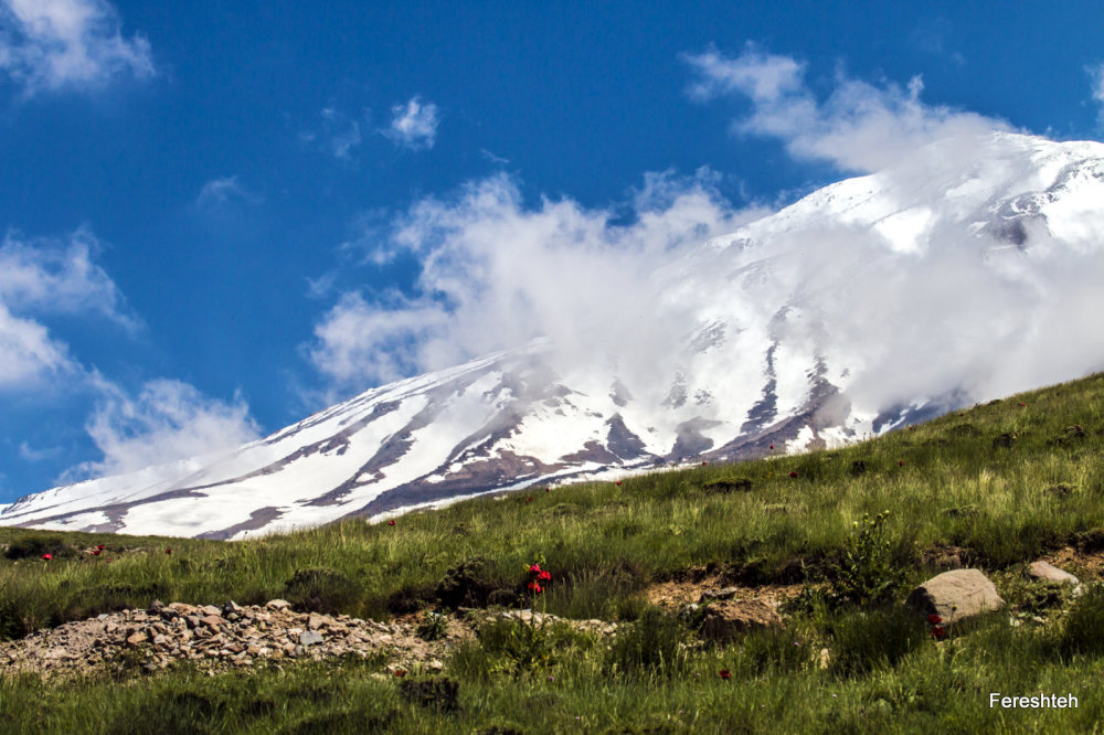 Damavand mountain ll