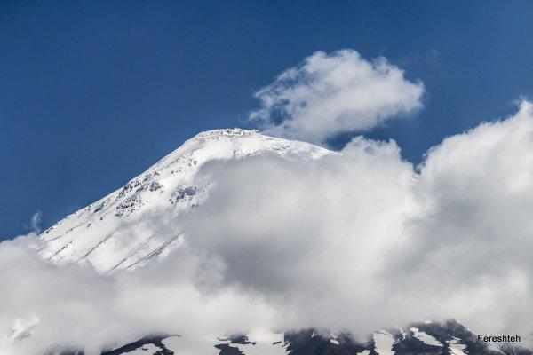 Damavand mountain llll