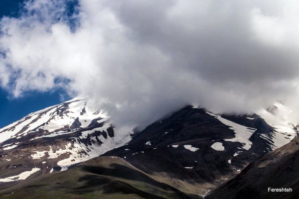 Damavand mountain lllllll