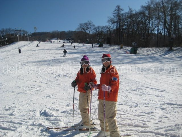 Karuizawa, ski, skiing, winter, snow sport