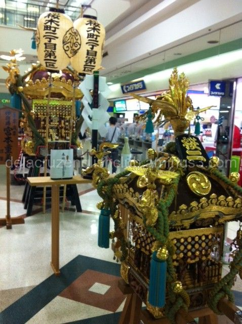 Portable Shrine,  Mikoshi, Summer Festival