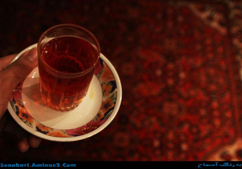 Persian Tea Carpet