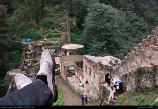 Ghale Rood Khan گیوه و قلعه رود خان