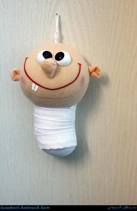 عروسک اسکندر در کارتون شکرستان