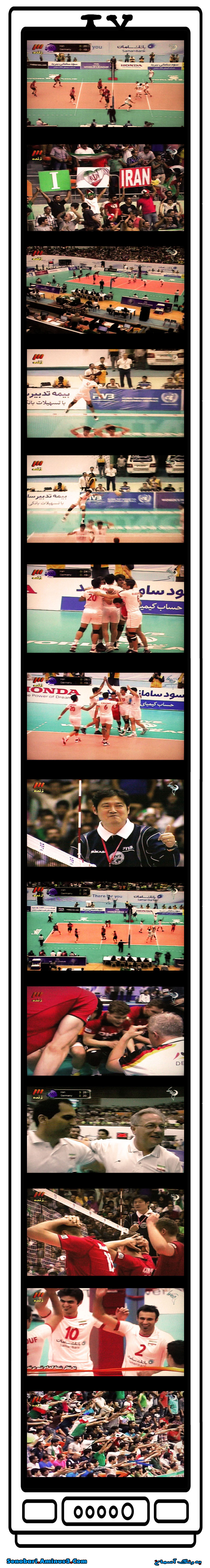 Volleyball  Germany  Iran