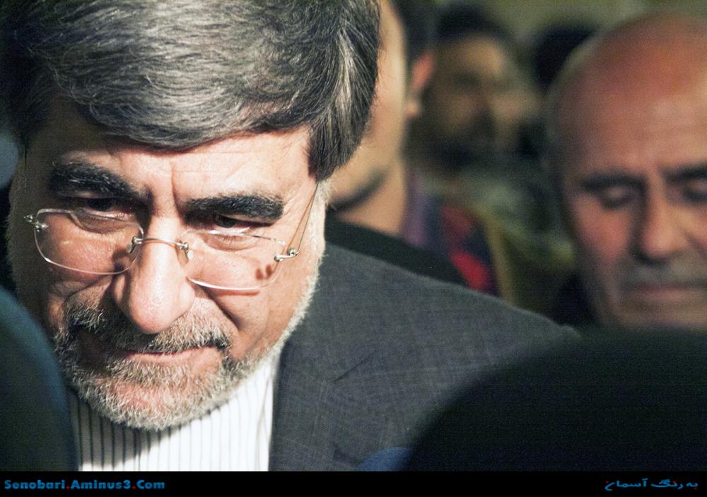 علی جنتی _ وزیر فرهنگ و ارشاد اسلامی