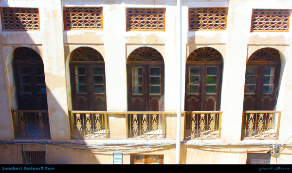 عمارت گلشن در بوشهر