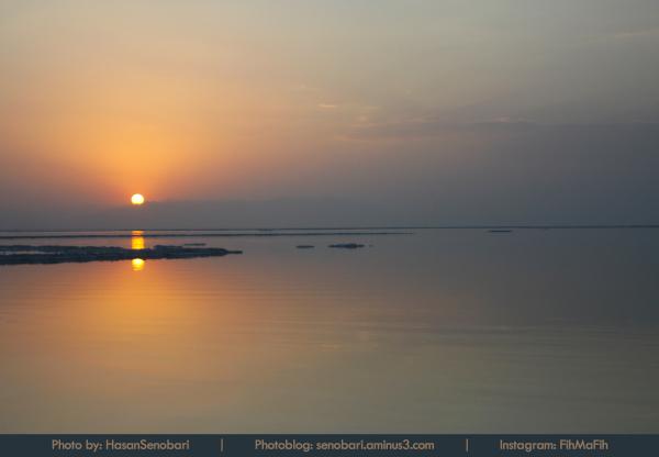 غروب دریاچه ارومیه iran