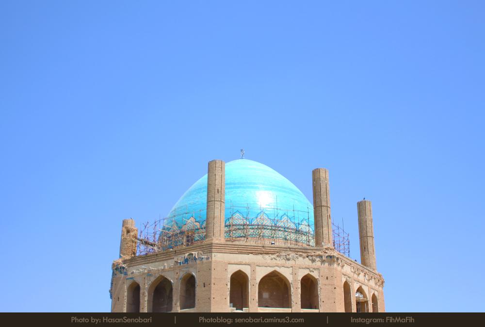 Dome of Soltaniyeh گنبد سلطانیه