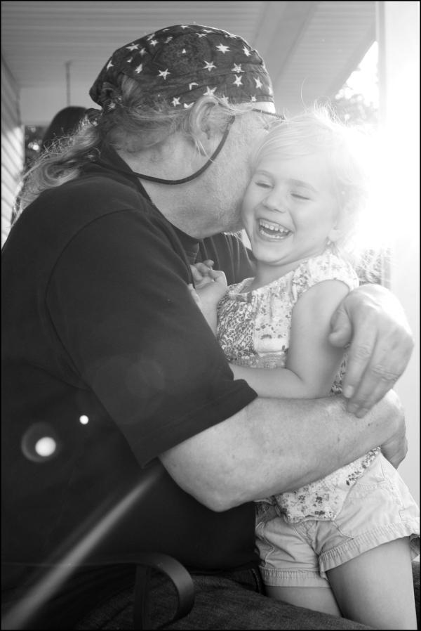 Grandpa & A.