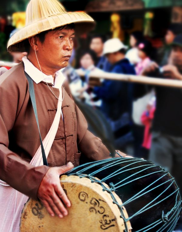 Chiang Mai Foral Parade