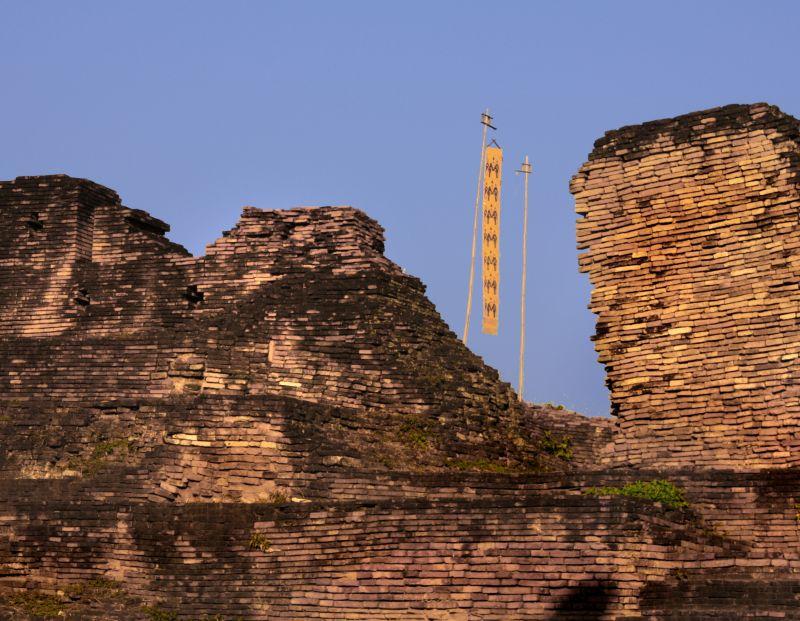 OLD CITY WALL - CHIANG MAI
