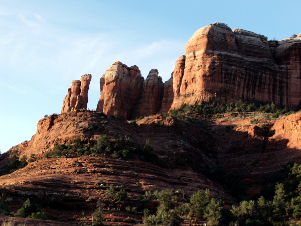 CATHEDRAL ROCK - NEAR SEDONA