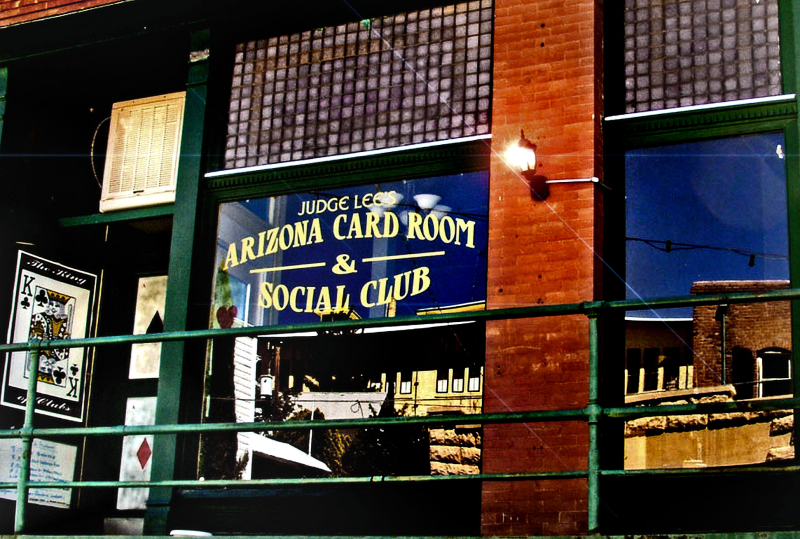ARIZONA CARD ROOM & SOCIAL CLUB