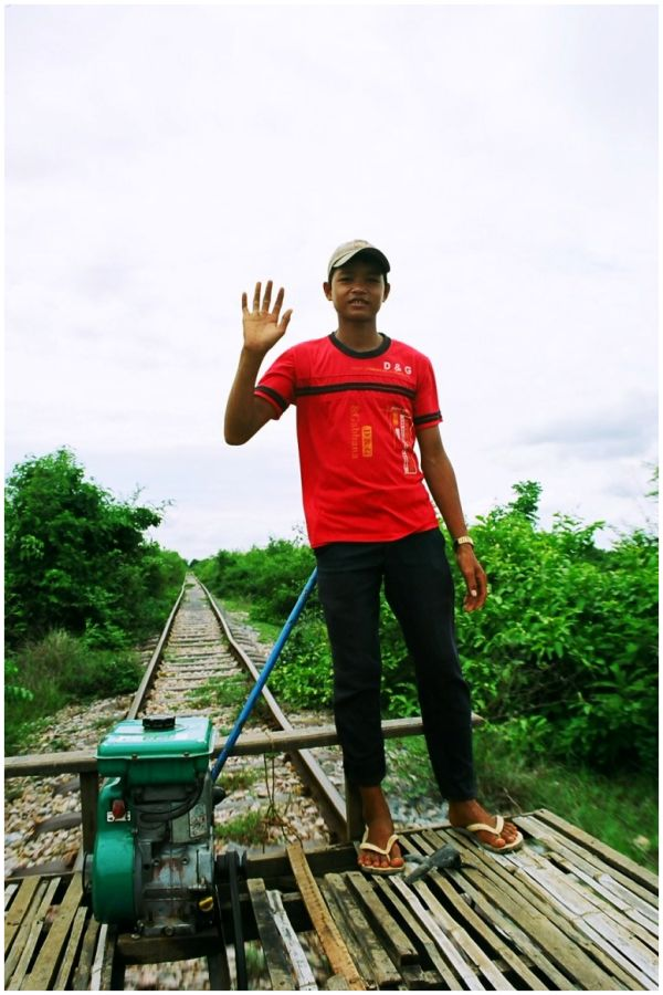 Bamboo Train Battambang